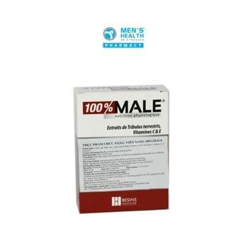 100% MALE – Hỗ trợ sinh lý nam