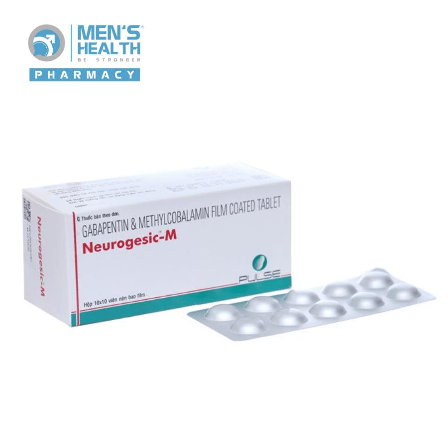 Neurogesic M – Điều trị đau dây thần kinh