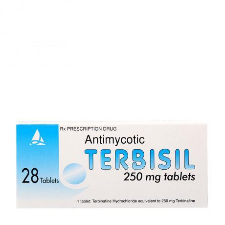 Terbisil – Thuốc chống nấm