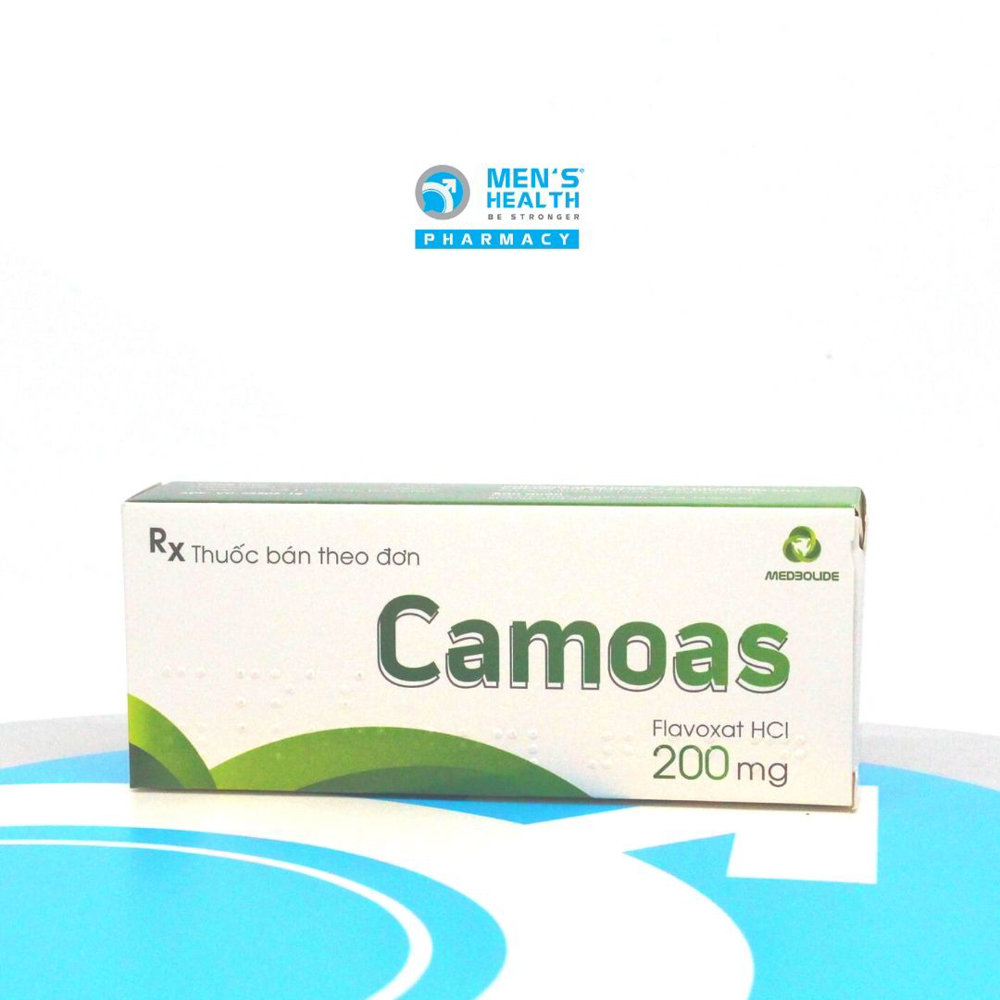 Thuốc Camoas – Hỗ trợ điều trị bệnh tiết niệu