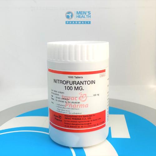 Nitrofurantoin 100mg