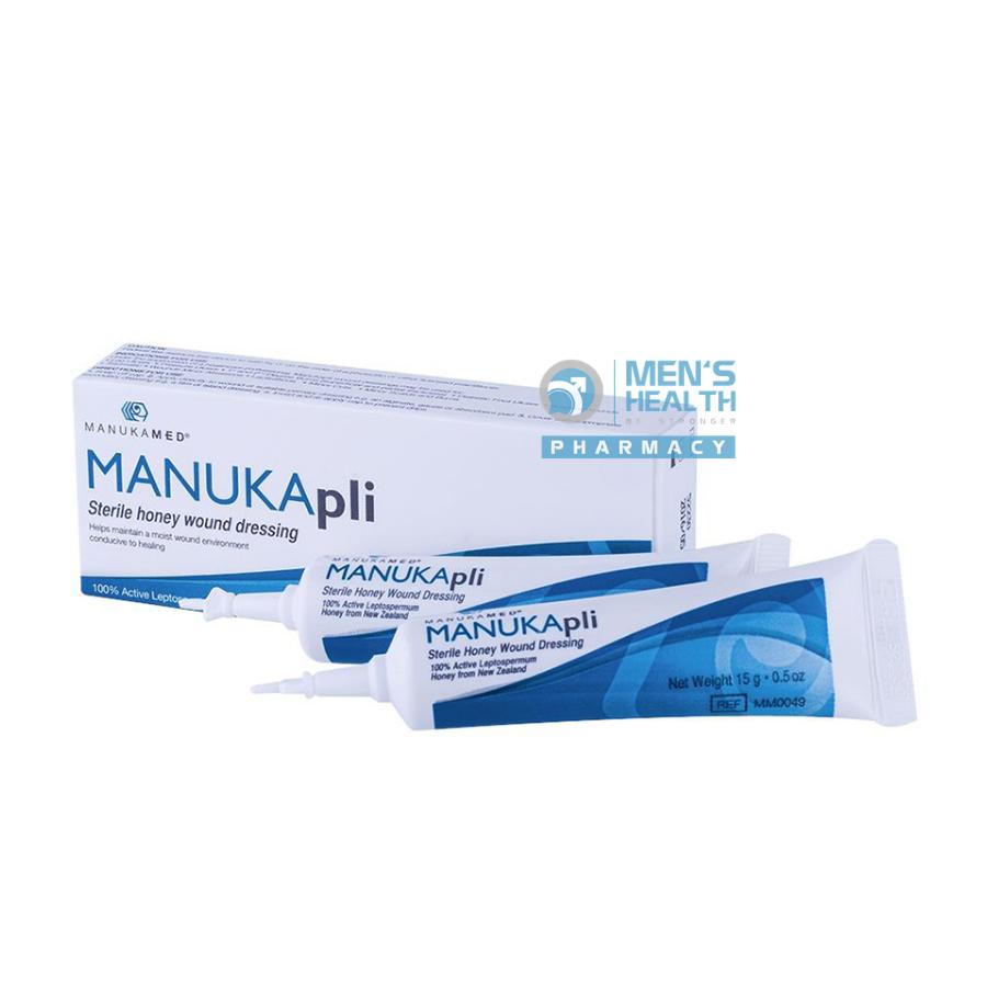 """MANUKApli – """"Mật ong y tế vô trùng băng bảo vệ vết thương"""""""