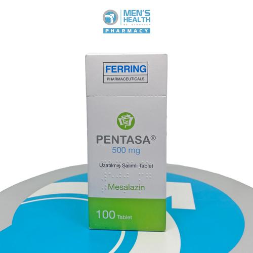 PENTASA 500MG – Thuốc trị loét đại tràng
