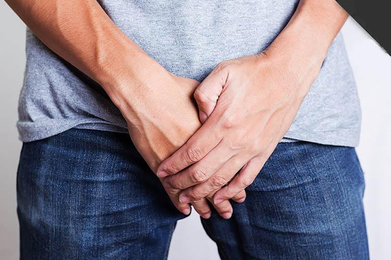 Viêm nhiễm bộ phận sinh dục nam giới do vi khuẩn phát triển