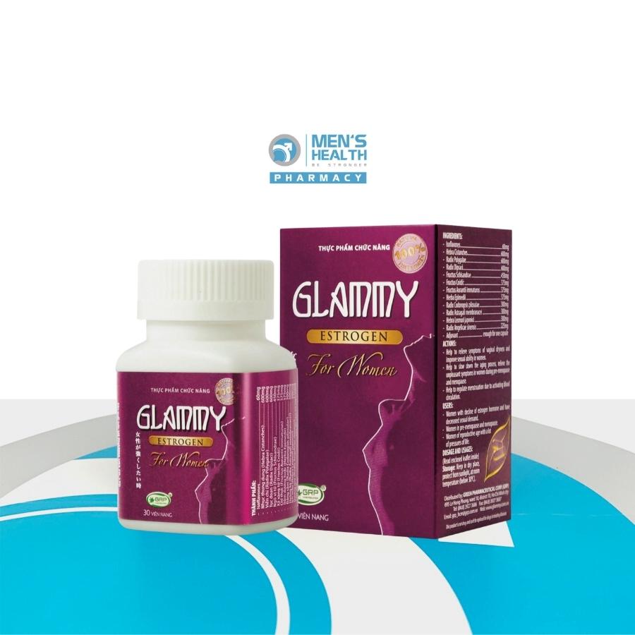 Thực phẩm bảo vệ sức khỏe Glammy